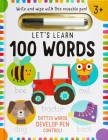 Let's Learn: First 100 Words (Write and Wipe) Cover Image