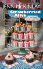 Strawberried Alive (Cupcake Bakery Mystery #14) Cover Image