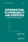 Introduction to Probability and Statistics, Second Edition, (Statistics: Textbooks and Monographs #136) Cover Image