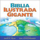 Biblia Ilustrada Gigante Cover Image