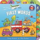 Amazing Machines: First Words Cover Image