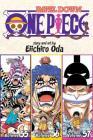 One Piece (Omnibus Edition), Vol. 19: Includes vols. 55, 56 & 57 Cover Image