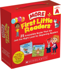 First Little Readers: More Guided Reading Level A Books (Parent Pack): 25 Irresistible Books That Are Just the Right Level for Beginning Readers Cover Image
