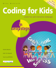 Coding for Kids in Easy Steps Cover Image