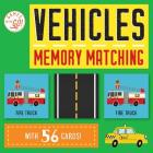 Games on the Go!: Vehicles Memory Matching Cover Image
