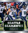 Seattle Seahawks: Super Bowl Champions (Today's Mvps and Champions) Cover Image