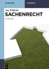 Sachenrecht (de Gruyter Handbuch) Cover Image