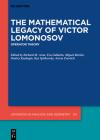 The Mathematical Legacy of Victor Lomonosov Cover Image