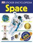Sticker Encyclopedia: Space (Sticker Encyclopedias) Cover Image