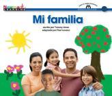 Mi Familia Shared Reading Book Cover Image
