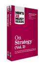 Hbr's 10 Must Reads on Strategy 2-Volume Collection Cover Image