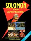 Solomon Islands Country Study Guide Cover Image
