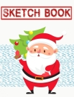 Sketch Book For Anime Christmas Gift Labels: Sketch Book Drawing Pad Girl With Stars - Write - World # Whiting Size 8.5 X 11