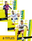 World's Greatest Soccer Players Cover Image
