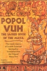 Popol Vuh: The Sacred Book of the Maya; The Great Classic of Central American Spirituality, Translated from the Original Maya Tex Cover Image