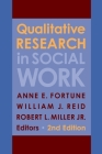 Qualitative Research in Social Work Cover Image