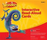 Reading Wonders, Grade 1, Interactive Read Aloud Cards (Elementary Core Reading) Cover Image