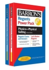 Regents Physics--Physical Setting Power Pack Revised Edition (Barron's Regents NY) Cover Image