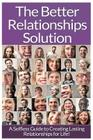 Relationships: The Ultimate Guide To: Communication In Relationships To Handle Dysfunctional Relationships And Create Lasting Relatio Cover Image