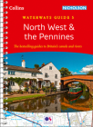 North West & the Pennines No. 5 (Collins Nicholson Waterways Guides) Cover Image