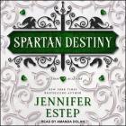 Spartan Destiny (Mythos Academy #3) Cover Image