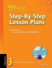 Step Forward 3 Step-By-Step Lesson Plans with Multilevel Grammar Exercises CD-ROM Cover Image