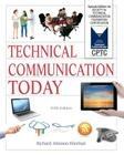 Technical Communication Today: Special Edition for Society for Technical Communication Foundation Certification, Books a la Carte Edition Cover Image