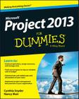 Project 2013 for Dummies Cover Image