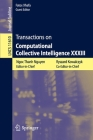 Transactions on Computational Collective Intelligence XXXIII Cover Image