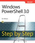 Windows PowerShell 3.0 Step by Step Cover Image