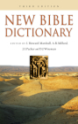 New Bible Dictionary Cover Image
