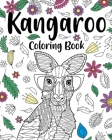 Kangaroo Coloring Book Cover Image