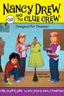 Designed for Disaster (Nancy Drew and the Clue Crew #29) Cover Image