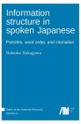 Information structure in spoken Japanese Cover Image