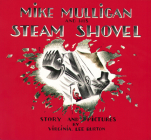 Mike Mulligan and His Steam Shovel (Sandpiper Books) Cover Image