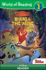 Lion Guard: Bunga the Wise (World of Reading: Level 1) Cover Image