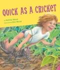 Quick as a Cricket (big book) Cover Image