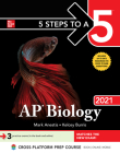 5 Steps to a 5: AP Biology 2021 Cover Image