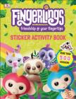 Fingerlings Sticker Activity Book Cover Image