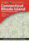 Delorme Atlas & Gazetteer: Connecticut/Rhode Island Cover Image