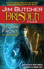 Jim Butcher: The Dresden Files: Storm Front: Vol. 1: The Gathering Storm Cover Image