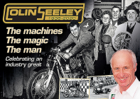 Colin Seeley: The Machines, the Magic, the Man Cover Image