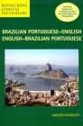 Brazilian Portuguese-English/English-Brazilian Portuguese Concise Dictionary (Hippocrene Concise Dictionary) Cover Image