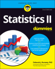Statistics II for Dummies Cover Image
