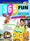 The Old Farmer's Almanac 365 Fun Days: Grade 2 - Activity Workbook for Second Grade Students - Daily Activity Book, Coloring Book, Educational Workboo Cover Image