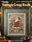 Santa's Great Book (Leisure Arts #2840) (Leisure Arts Best) Cover Image