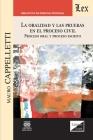 La Oralidad Y Las Pruebas En El Proceso Civil. Proceso Oral Y Proceso Escrito Cover Image