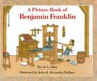Picture Book of Benjamin Franklin, a (1 Hardcover/1 CD) [With Bk] (Picture Book Biographies) Cover Image