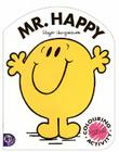 Mr. Happy: Coloring & Activity Cover Image