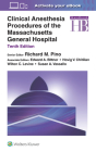 Clinical Anesthesia Procedures of the Massachusetts General Hospital Cover Image